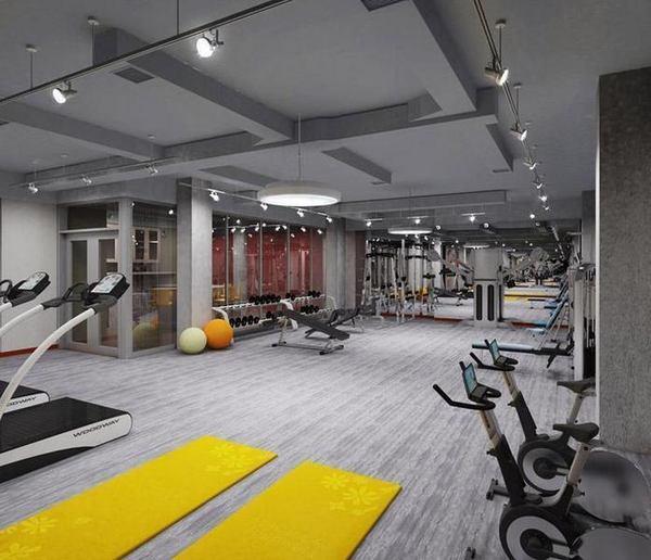 Port 10 - Gym