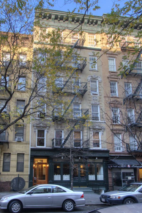 343 East 85th Street - building