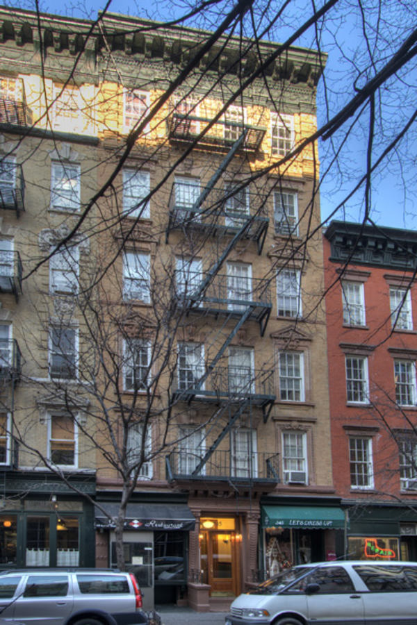 345 East 85th Street - building