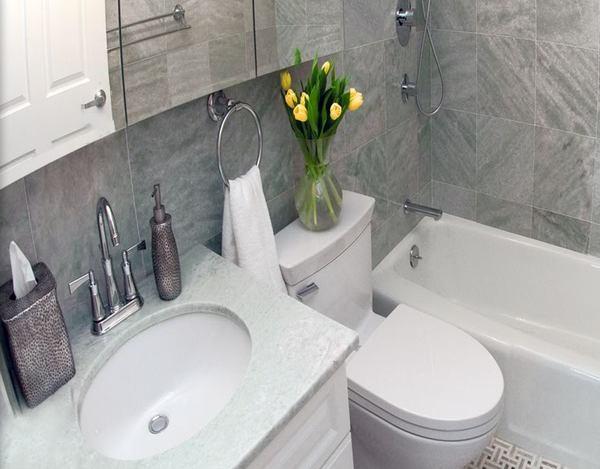 Highgate - Model Bathroom