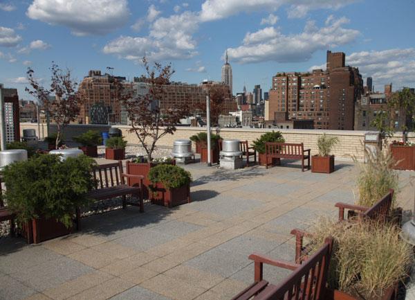 100 Jane Rooftop Terrace Nybits