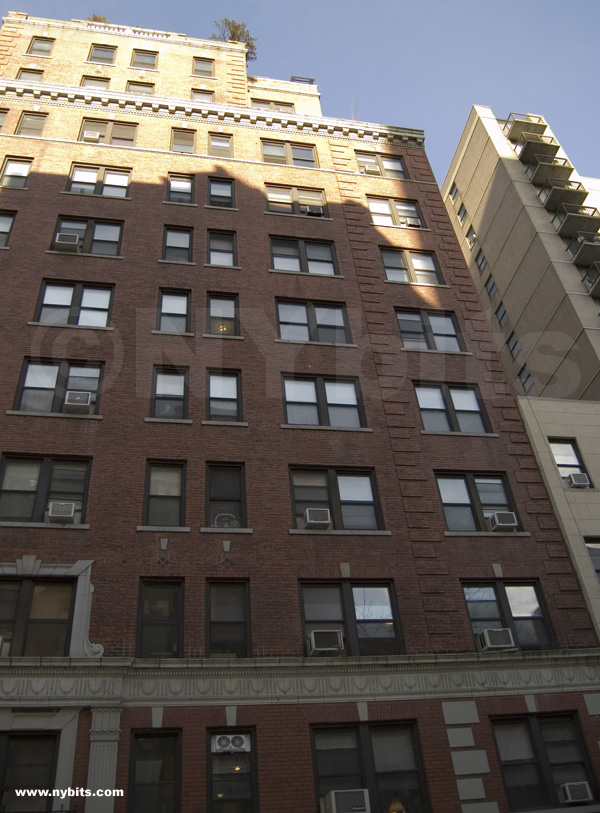 125 East 31st: Upper Floors