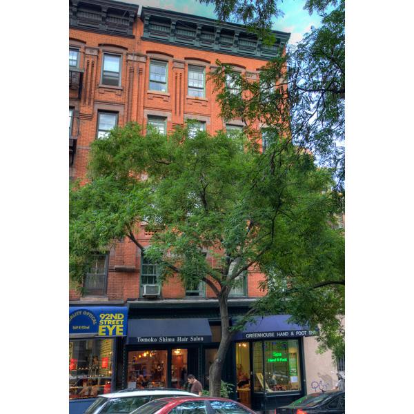 171 East 92nd Street: Façade