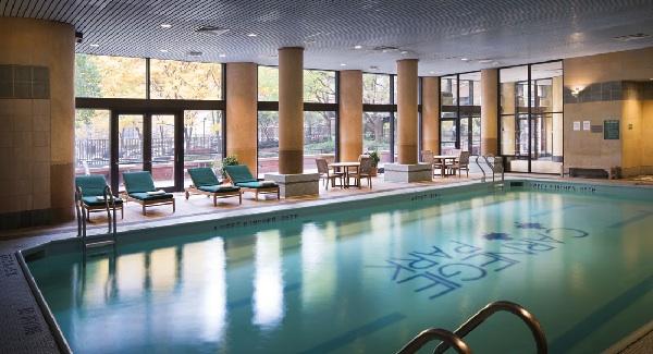 Carnegie Park: Pool