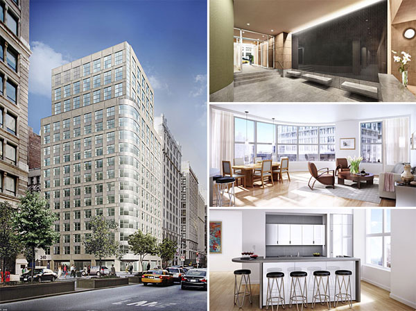 240 Park Ave South: Renderings
