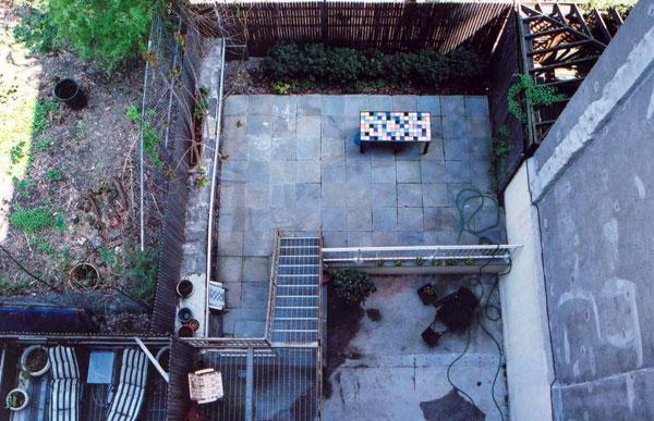 319 East 8th street: the Yard