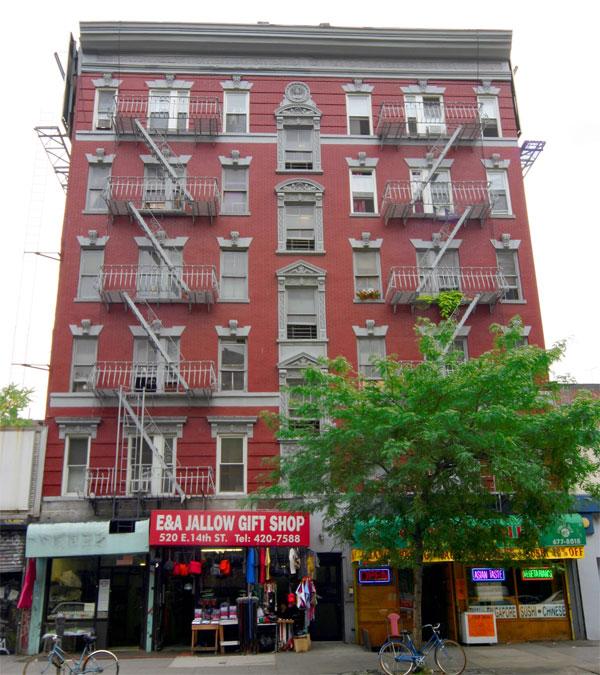 520 East 14th street