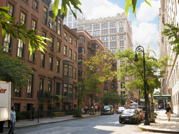 8 Gramercy Park: Block