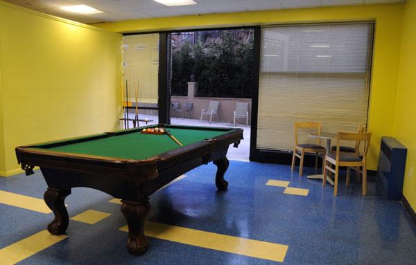 Bentley: Recreation Room