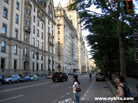Upper West Side Central Park West Nybits