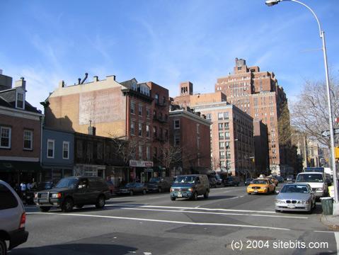 Chelsea. Ninth Avenue around 20th street.