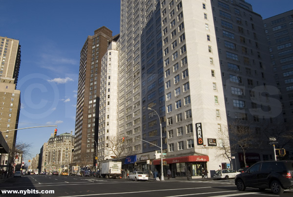 Dorchester Towers: Street view