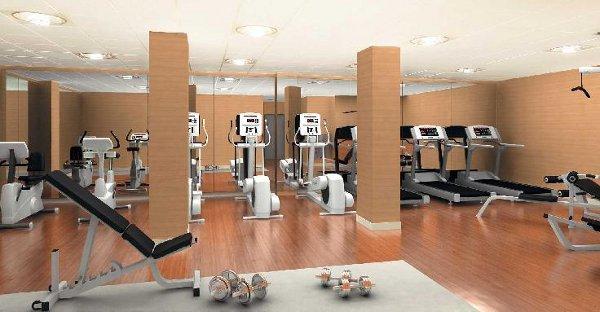 The Elektra: Gym