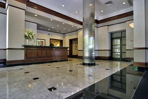 Liberty Court Lobby