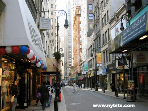 Nassau Street (Financial District)