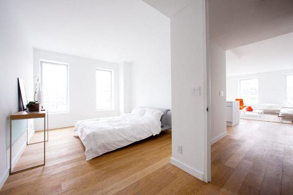 One York Street: Bedroom