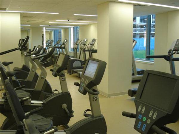 Riverwalk Landing: Gym