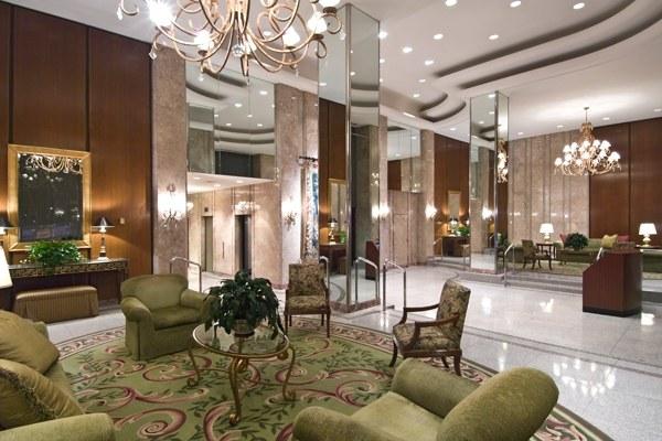 The Hamilton: Lobby