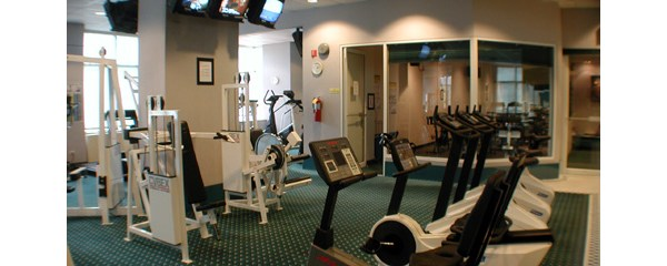 The Monterey: Fitness Center