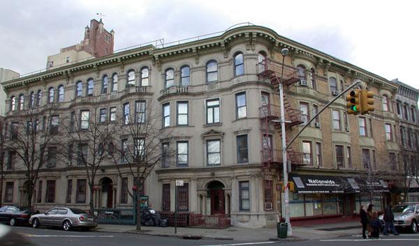 The Portland: Buildings