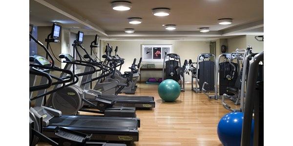 The Sierra: Fitness Center