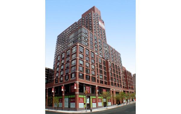 The Westport: Building