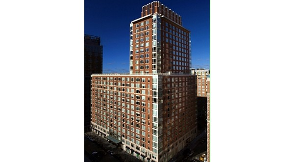 Tribeca Green: Building overview