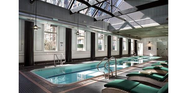 Tribeca Park: Swimming pool