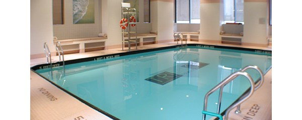 Tribeca Tower: Swimming pool
