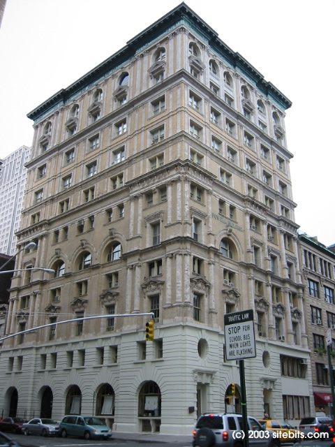 Tribeca. The Powell Building.