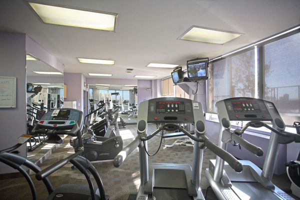 West River House: Gym