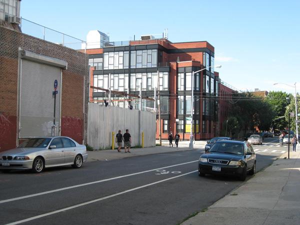 Driggs Avenue Near North 4th