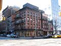 322 Spring street: Building