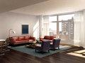 520 West Chelsea: Interior (Artist Rendering)