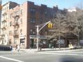 535 Hudson: Building
