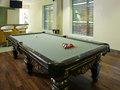 88 Leonard street: Pool table