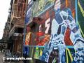 Graffiti on Ludlow Street