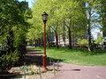 Manhattan Park - Landscaped Area