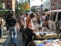 Bedford Ave Flea Market